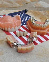 dentures made in the USA